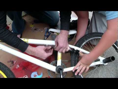 How To Install A Longer Brake Cable On A BMX Bike