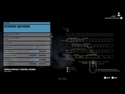 How To Disable Helicopter Mouse Steering Mouse And Keyboard In Ghost Recon Wildlands