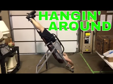 Thrifting, Grilling Steaks & Selling an Inversion Table