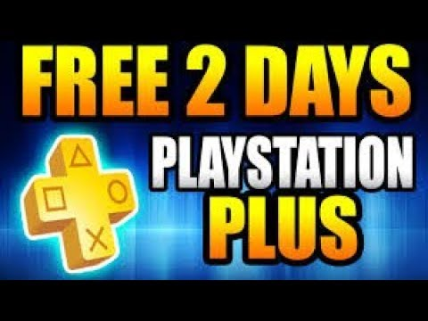 How to get 2 day free trial on ps4 working now