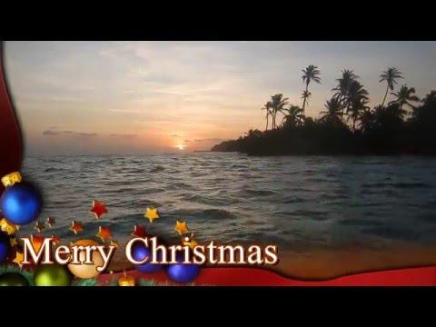 Christmas Island Card