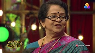 Comedy Super Nite - 2 with Mallika Sukumaran │Flowers│CSN# 68