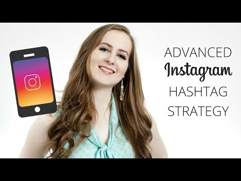 Instagram HASHTAGS to Get Followers // Advanced Instagram Tutorial // Best Hashtags 2017