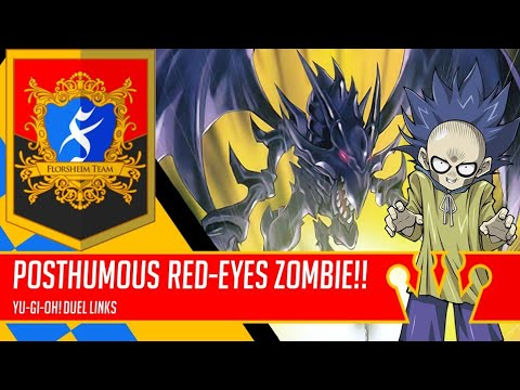 Posthumous Army Red-Eyes Zombie!! | King of Games [Yu-Gi-Oh! Duel Links]