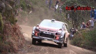 Test - Craig Breen | Citroen C3 WRC - Mondim de Basto 2018 [HD]