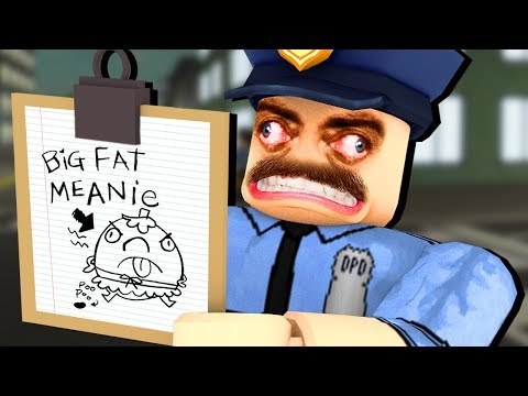 ROBLOX police officer RAGEQUITS from game - PakVim net HD Vdieos Portal