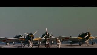 Storm Over The Pacific (1960) - Midway Attack Scene