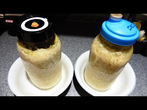 RMM0066 - Fermented Cabbage (THE EASY METHOD!!!)