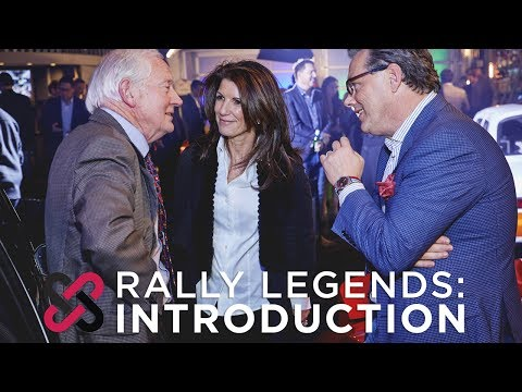 Team Ireland Rally Legends Panel Discussion Intro