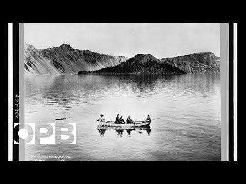 June 12, 1853: Prospectors Stumble Upon Crater Lake