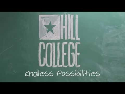 Hill College Chalk Cinema