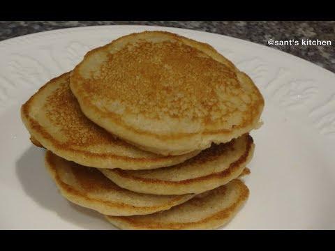 Vegetarian Sorghum (Jawar Flour) pancakes | Gluten free Pancakes | Millet Pancake