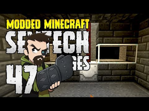 Minecraft SevTech: Ages | 47 | AUTOMATED MOB FARM? | Modded Minecraft 1.12.2