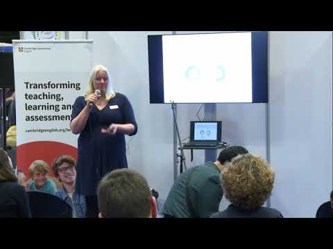 IATEFL 2018: Game on: A new world of learning and assessment