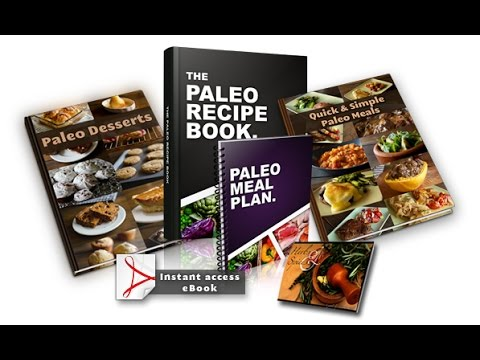 Recipe Easy - Paleo Recipe Book