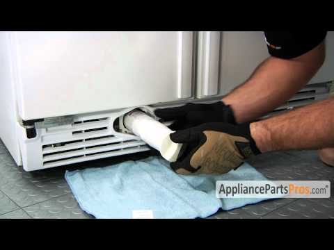 Refrigerator Water Filter (In-Grille)- How To Replace