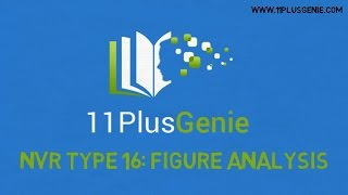 11 Plus Genie Non-verbal Reasoning – Nvr Type 16: Figure Analysis (hole Punching And Paper Cutting)