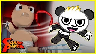 Roblox Escape from my baby brother! Combo's epic escape episode!