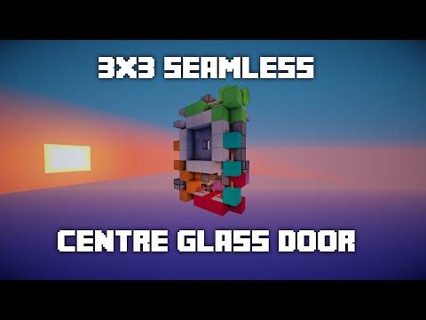 [TUTORIAL] 3x3 Centre Glass Door