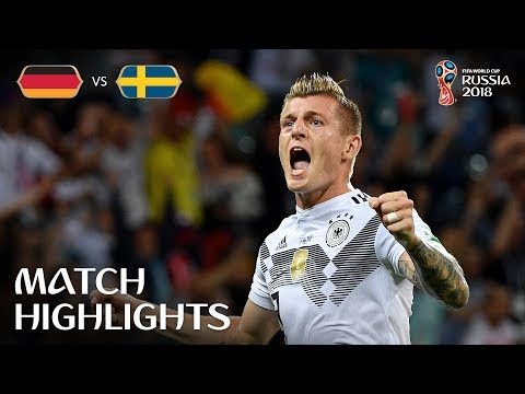 Xxx Mp4 Germany V Sweden 2018 FIFA World Cup Russia™ Match 27 3gp Sex