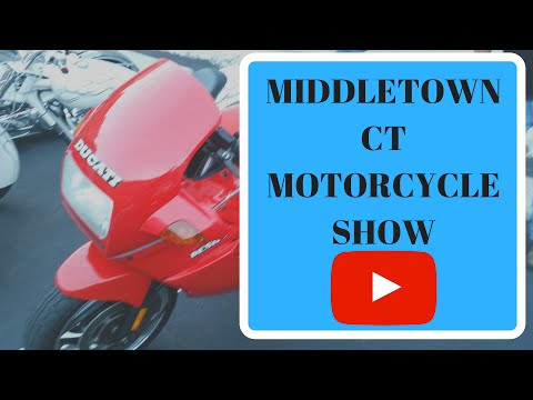 Motorcycle Show in Middletown, CT, August 2016