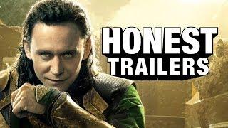 Honest Trailers - Thor: The Dark World