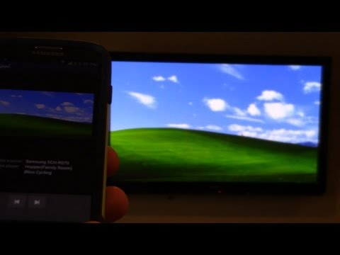 How to share media from your smartphone to your TV!!!