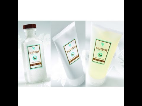 Perfect Relaxation with Aroma Spa Collection