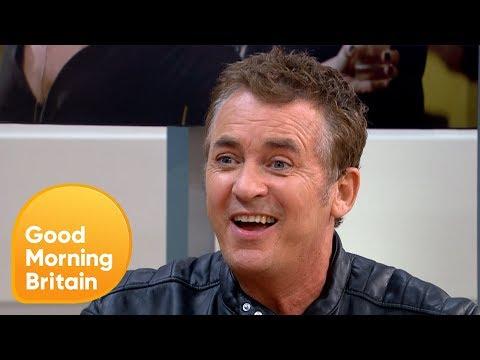Shane Richie Kept EastEnders Secret From His Mum | Good Morning Britain