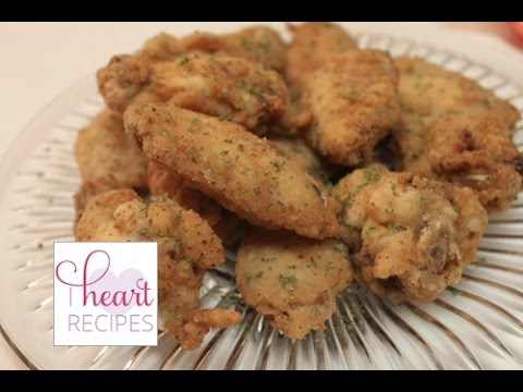 Lemon Pepper Chicken Wings | I Heart Recipes