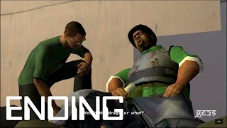 Last Missions In Gta San Andreas