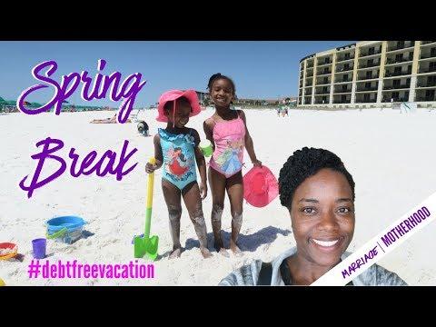 Spring Break 2018 | Family Vlog Trip