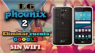 Como saltar cuenta google LG-K371 FRP SIN PC NI WIFI