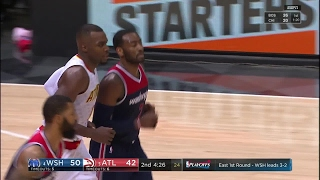 Quarter 2 One Box Video :Hawks Vs. Wizards, 4/28/2017 12:00:00 AM