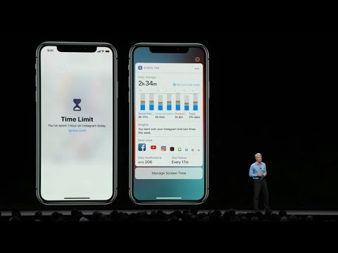 Apple Announced This New Feature to Help Stem Your iPhone Addiction