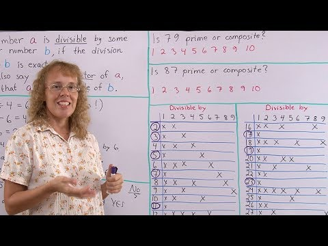 Introduction to prime numbers