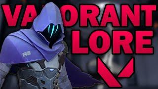 The Hidden Lore of VALORANT's World