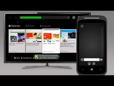 How to use Internet Explorer on the Xbox 360