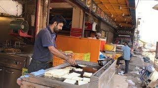 Club Sandwich | street food of karachi, pakistan 🇵🇰
