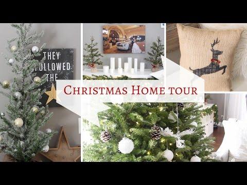 Christmas Home Decor Tour 2015   12 VIDEOS OF CHRISTMAS #7