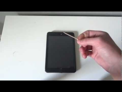iPad Mini How To Take Off The Otterbox Defender