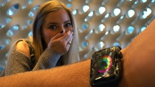 SHATTERED MY APPLE WATCH + PARTYING WITH IJUSTINE IN NYC