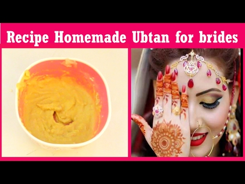 Bridal Ubtan For Instant Fairness, Clear & Glowing Skin | Remove Facial Hair, Acne Scars,Black Spots