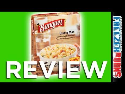 Banquet Queso Mac Video Review: Freezerburns (Ep684)