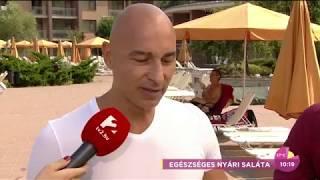 Rippel Feri: ˝nagyon Fontos, Hogy A Zsírok Megfelelő Arányban Legyenek˝ - Tv2.hu/fem3cafe