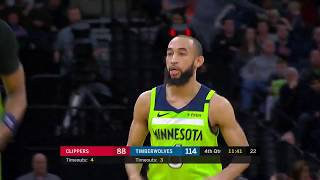 Highlights | Jordan McLaughlin 24 Points, 11 Assists vs. Clippers (2.8.20)