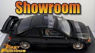 [Showroom] Honda Civic Fast and Furious diecast car