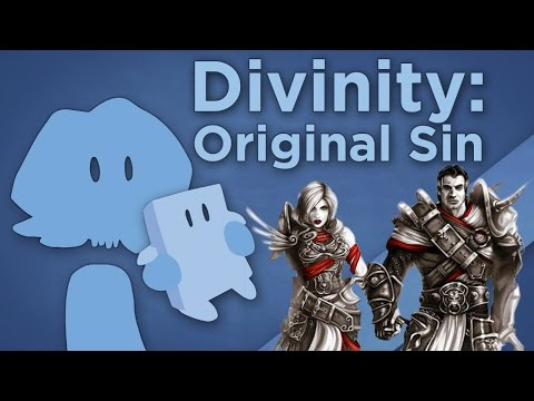 James Recommends - Divinity: Original Sin - Isometric Turn-Based CRPG with Co-Op