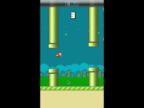 Make a Game Like Flappy Birds on GameSalad - Template