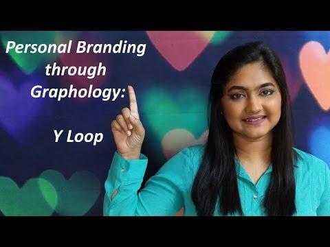 Personal Branding through Graphology: Complete Y Loop